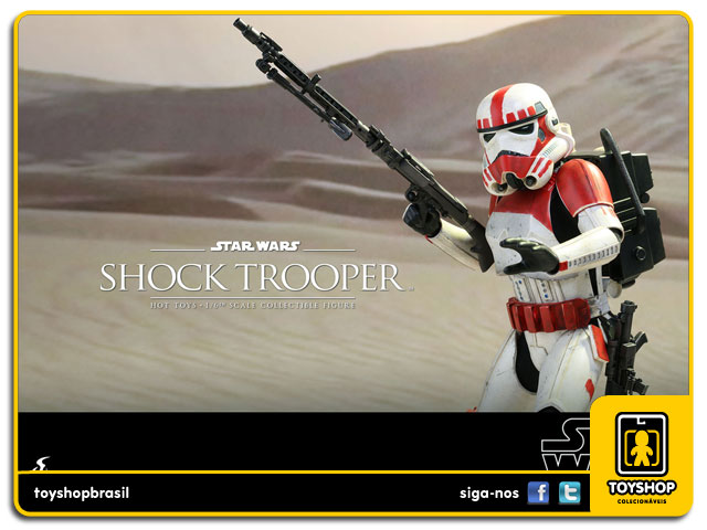 Star Wars: Shocktrooper 1/6 - Hot Toys