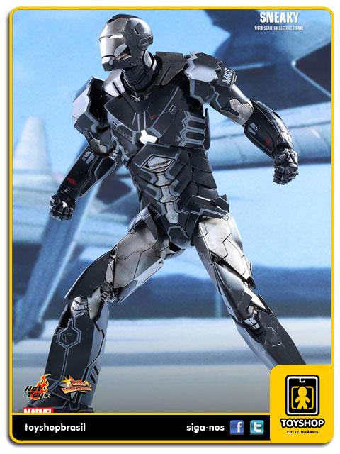 Iron Man 3: Iron Man Mark XV Sneaky - Hot Toys