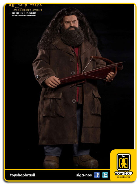 Harry Potter: Rubeus Hagrid (Deluxe Version) 1/6 - Star Ace