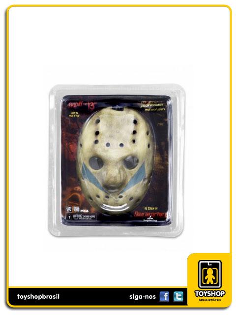 Sexta-feira 13 Parte 5: Jason Mask Replica 1:1 - Neca Toys