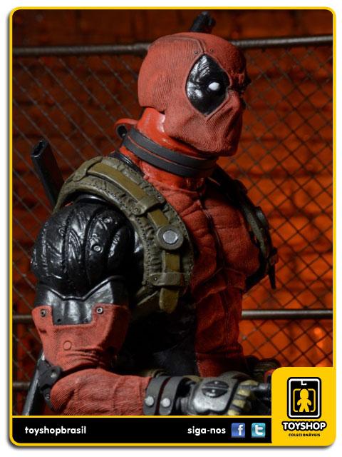 Marvel: Deadpool 1/4 - Neca