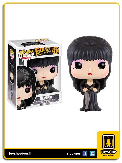Mistress of The Dark: Elvira Pop - Funko