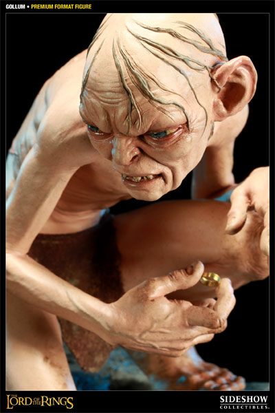 The Lord of the Rings: Gollum / Smeagol  Premium Format - Sideshow Collectibles