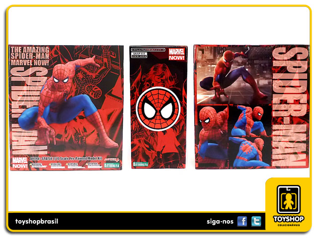 Marvel Now: The Amazing Spider-Man 1/10 Artfx - Kotobukiya