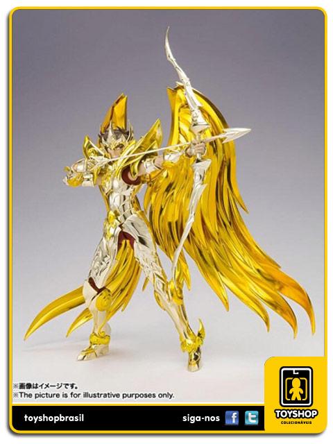 Cavaleiros do Zodíaco Soul of Gold: Aiolos de Sagitário  EX - Cloth Myth