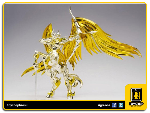 Cavaleiros do Zodíaco Soul of Gold: Aiolos de Sagitário  EX - Cloth Myth