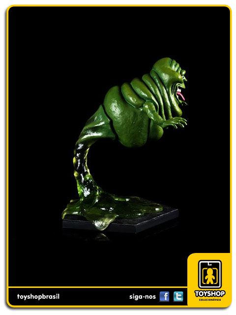 Ghostbusters: Slimer 1/10 - Iron Studios