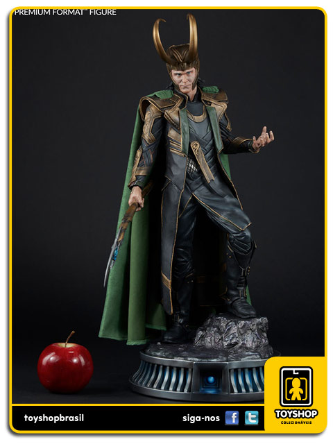 The Avengers: Loki Premium Format - Sideshow Collectibles