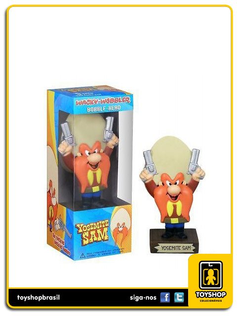Looney Tunes: Yosemite Sam Bobble Head - Funko