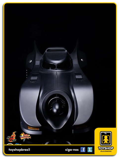 Batman: Batmobile 1989 - Hot Toys