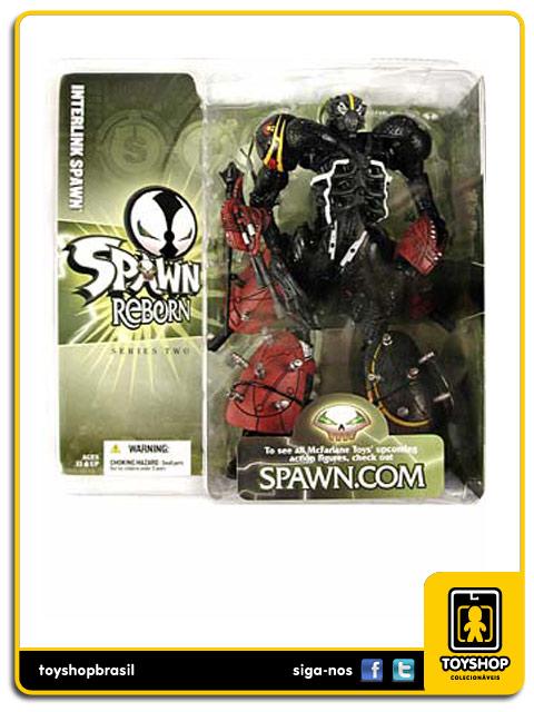 Spawn Reborn: Interlink Spawn - Mcfarlane