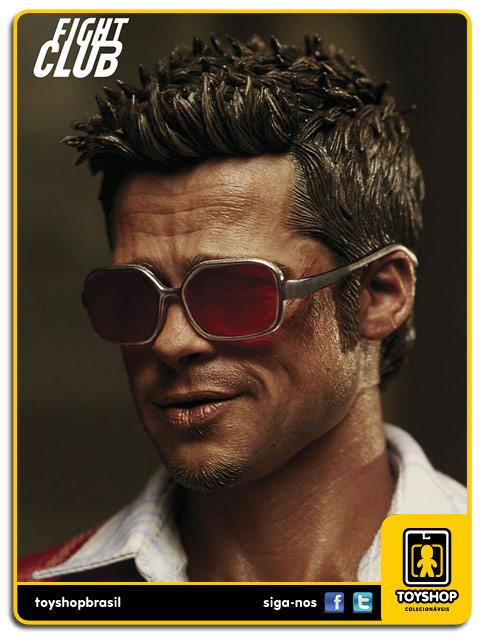 Fight Club: Tyler Durden (Brad Pitt) Red Jacket Version  1/6 - Blitzway