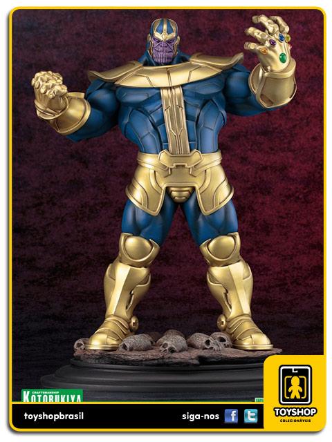 Marvel: Thanos Fine Art Statue 1/6 Artfx - Kotobukiya