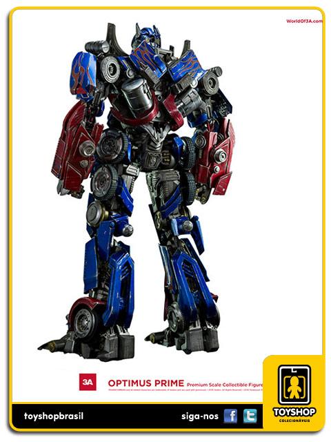 Transformers: Optimus Prime Premium Scale - ThreeA