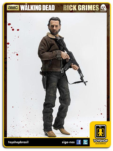 The Walking Dead: Rick Grimes ThreeA