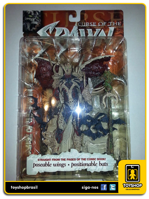 Spawn Série 13 : Curse of the Spawn 2 - Mcfarlane