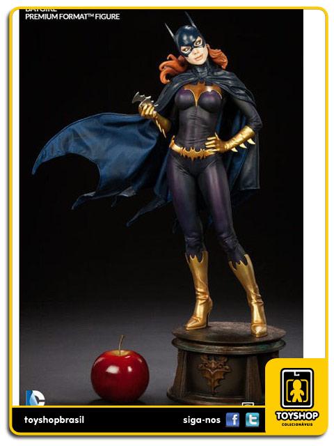 DC Comics: Estátua Batgirl  Premium Format - Sideshow