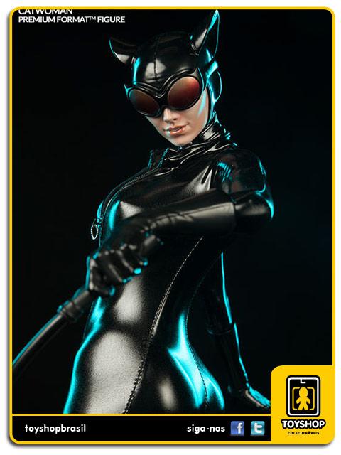 DC Comics: Estátua Catwoman  Premium Format - Sideshow