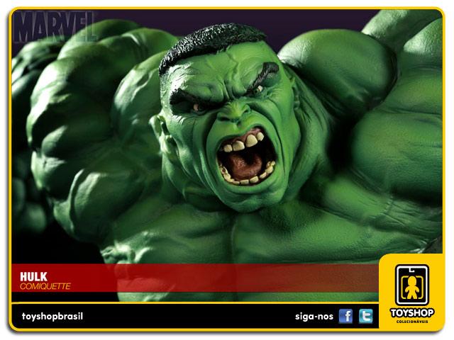 Marvel: Hulk Comiquette  - Sideshow