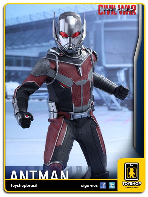 Captain America Civil War: Ant-Man 1/6 - Hot Toys