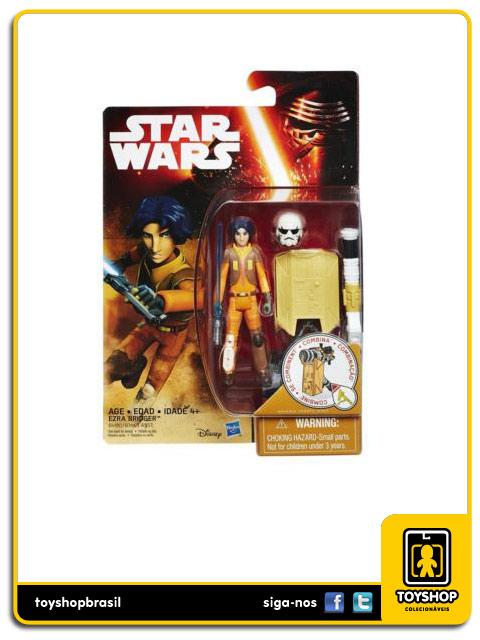Star Wars Rebels: Ezra Bridger - Hasbro