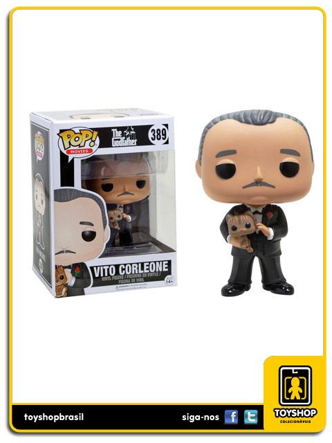 The Godfather Vito Corleone  Pop  Funko