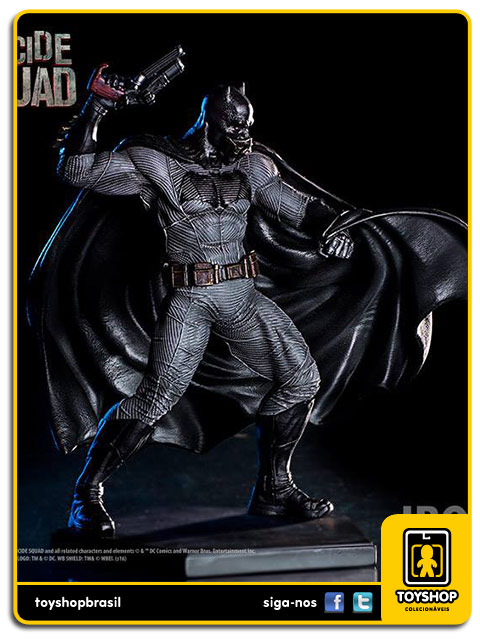 Suicide Squad Batman 1/10 Art Scale Iron Studios