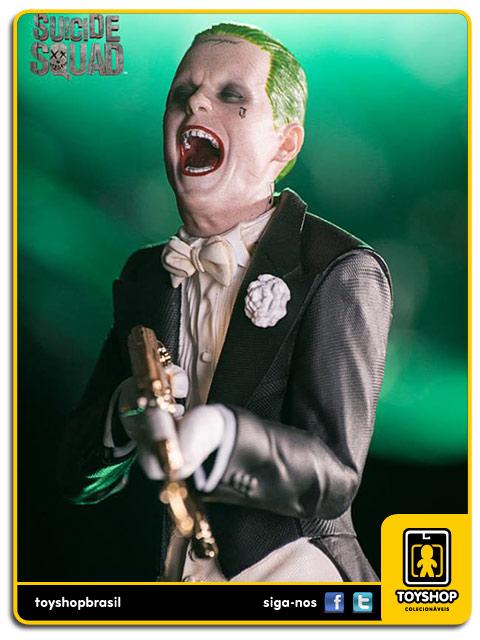 Suicide Squad The Joker 1/10 Art Scale Iron Studios