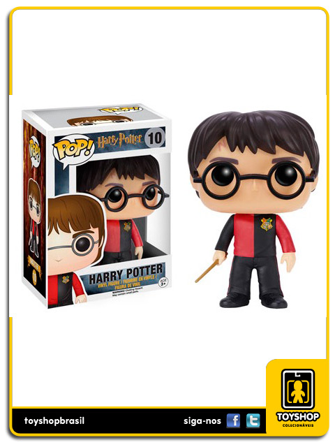 Harry Potter Harry Triwizard 10 Pop Funko