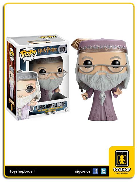 Harry Potter Albus Dumbledore 15 Pop Funko