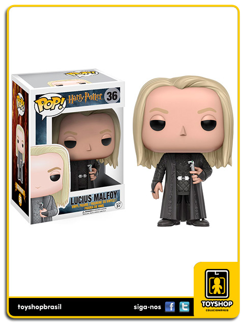 Harry Potter Lucius Malfoy 36 Pop Funko