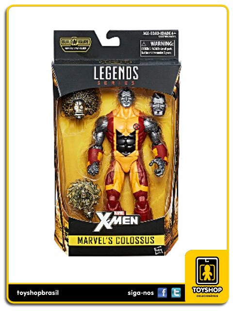 Marvel Legends X-Men Colossus Warlock Baf Hasbro