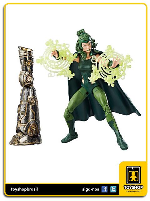 Marvel Legends X-Men Polaris Warlock Baf Hasbro