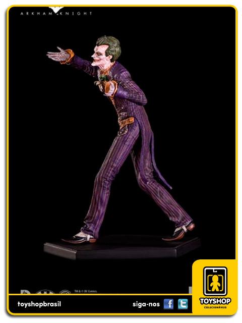 Batman Arkham Knight Joker 1/10 Art Scale Iron Studios