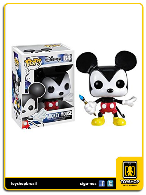 Disney Epic Mickey Mouse  Pop Funko