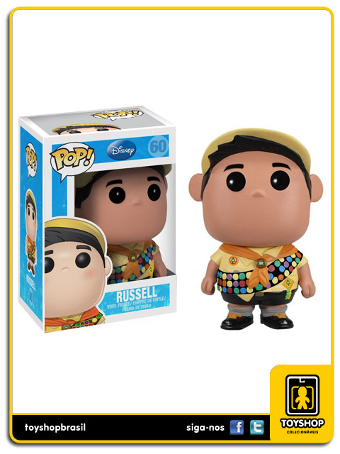 Disney UP Russell Pop  Funko