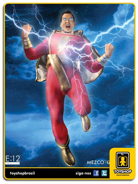 DC Comics  Shazam   One 12  Mezco