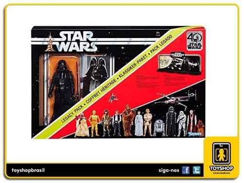 Star Wars The Black Series 40th Anniversary Darth Vader Hasbro