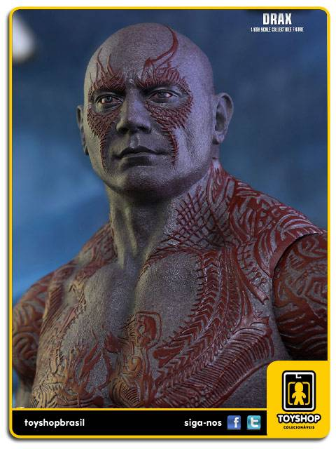 Guardians of the Galaxy Drax  Hot Toys