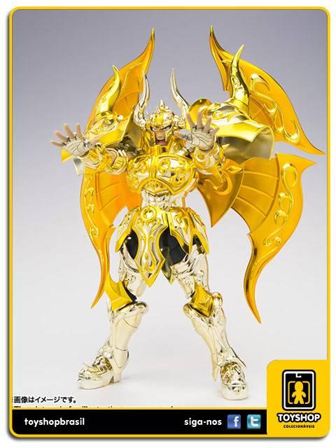 Cavaleiros do Zodíaco Soul of Gold Aldebaran de Touro  EX  Cloth Myth