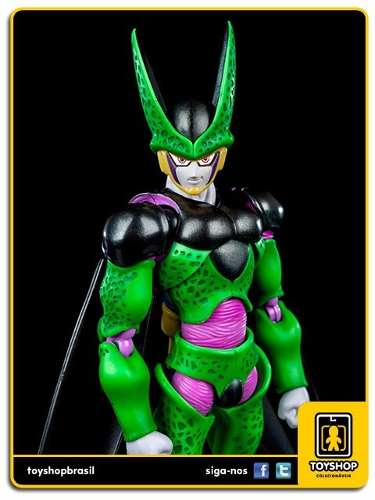 Dragon Ball Z S H Figuarts Perfect Cell Premium Color Bandai