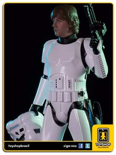 Star Wars Luke Skywalker Disguise Art Scale 1/10 Iron Studios