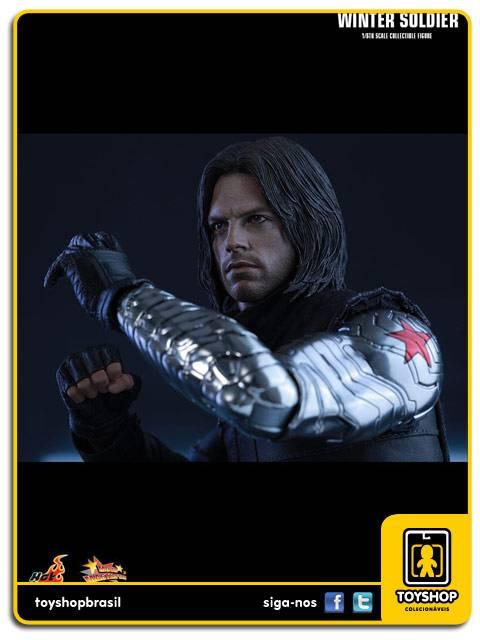 Captain America Civil War  Winter Soldier   Hot Toys