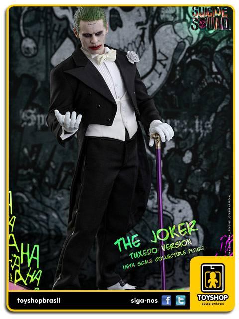 Suicide Squad The Joker Tuxedo  Version  1/6 Hot Toys