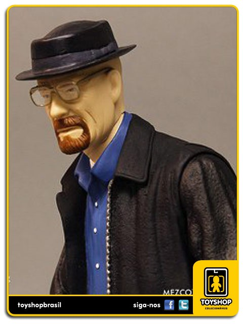 Breaking Bad Heisenberg 30cm SDCC Mezco
