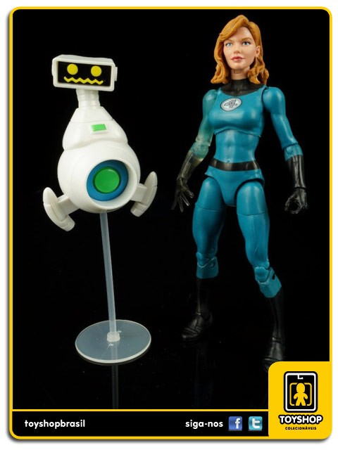Marvel Legends Fantastic Four Invisible Woman   Hasbro