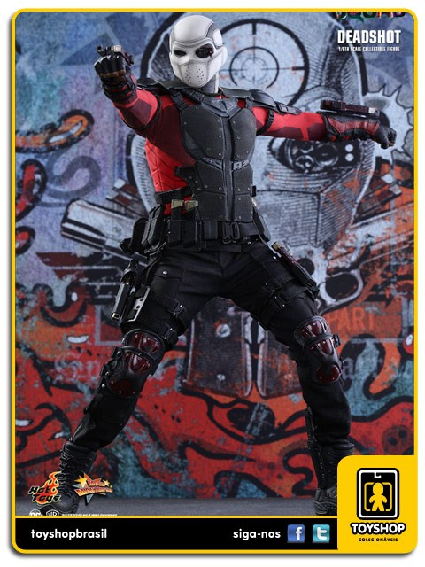 Suicide Squad Deadshot Special Edition   1/6 Hot Toys