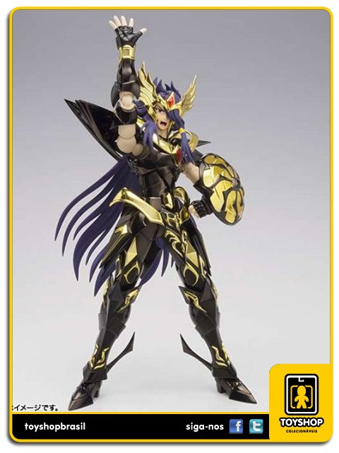 Cavaleiros do Zodíaco Soul of Gold: Loki  EX - Cloth Myth