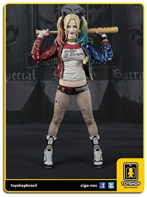 Suicide Squad S H Figuarts Harley Quinn  Bandai