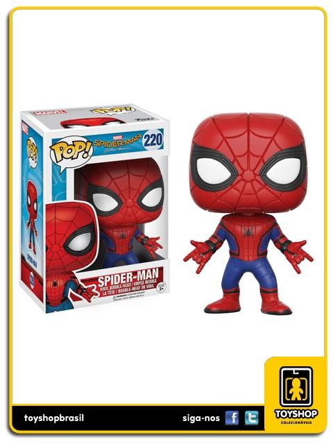 Marvel Spider Man Homecoming Spider Man220 Pop Funko